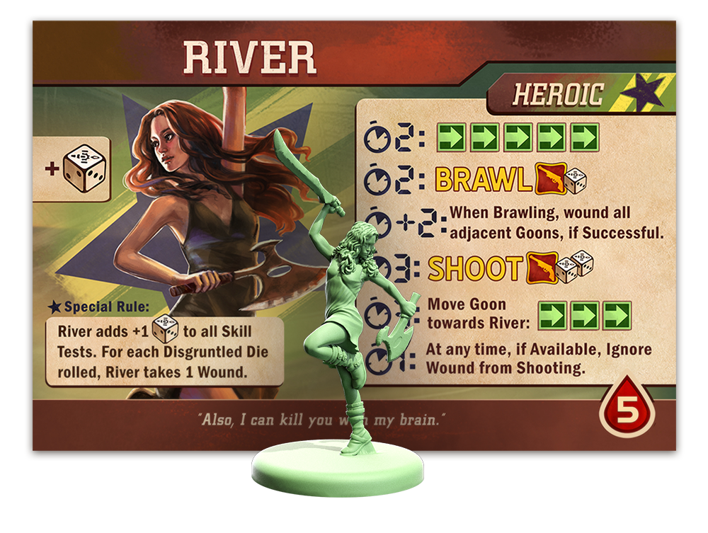 Firefly Adventures - River [Heroic]