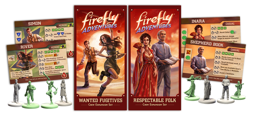 Firefly Adventures Crew Expansions